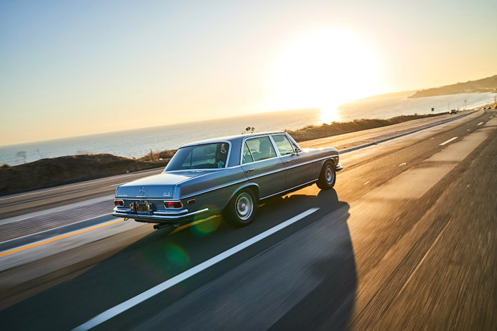 Mercedes-Benz Classic-Magazine editorial by Peter Heck Image 5